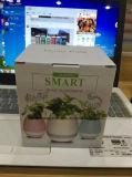 Fabrik geben 2017 neigenden Produkt-Musik-Blumen-Potenziometer Bluetooth beweglichen drahtlosen Lautsprecher an