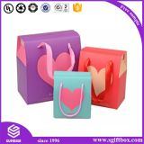 Caixa de oferta de alta qualidade para embalagem de tecido do bebé