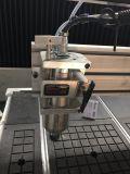 Машина Woodworking маршрутизатора CNC шпинделя 4 головок деревянная для цены цилиндра PVC MDF