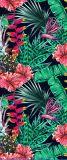 Логос таможни циновки йоги природного каучука замши Microfiber полного цвета 2017 напечатанный