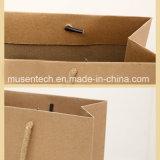 OEM/ODM nahm Professonal Packpapier-Beutel mit Griff für das Einkaufen an