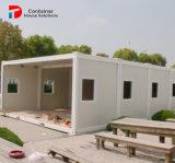 쉽게 아프리카를 위한 싼 Prefabricated 집을 설치하십시오