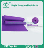 Customed Chloride-Free Yoga Mat Eco Friendly Yoga Mats personalizado impresso