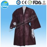 Blanco Toallas de kimono desechables no tejidas para hombre
