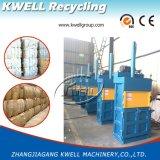 Machine hydraulique de presse de carton, machine de emballage de papier verticale