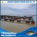 Equipamento de aquicultura do lago HDPE para pesca de tilápias