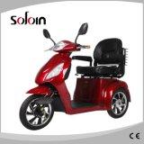 Vespa eléctrica de la movilidad de la vespa de la rueda de la potencia 3 para la persona lisiada (SZE500S-5)