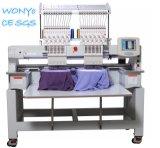 Tipo Ricoma Wonyo Cabeça 2 máquina de bordado computadorizada portátil