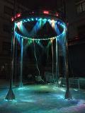 Décoration de rideau en eau de Digitals ou fontaine d'intérieur de jardin de l'eau d'utilisation de bureau de Chambre