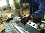 Gummi- und Plastikzerkleinerungsmaschine-Maschinen-Hersteller Swp500bd-6