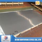 Hoja de acero inoxidable de ASTM (201, 304, 316L, 430)