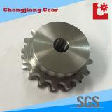 08b OEM Stock standard de transmission de roue de chaîne du pignon standard