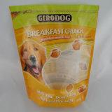 De Verpakkende Zak van het Voedsel voor huisdieren eco-Friendy met de Verbinding van de Ritssluiting