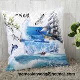 Customeデザイン卸売のデジタル印刷のクッションカバー枕