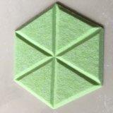 Bâtiment de grade Materials-High Polyester matériel acoustique