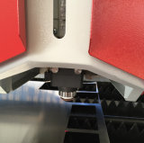 Máquina de gravura automática de corte por laser de fibra de carbono CNC (EETO-FLS1000-3015)