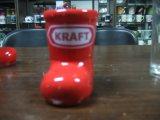 Kop 250ml van de Schoen van de Mok van de Vorm van de laars de Creatieve Ceramische