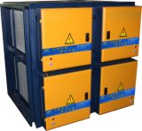 Épurateur électrostatique de rendement optimum de vapeur de cuisine de ventilation industrielle