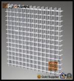 15X15 La taille de cellule noyau de la Caisse d'oeufs en aluminium