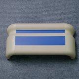 Barandilla de la protección de la pared del PVC Crashproof del hospital de la seguridad