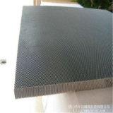 Feuille en aluminium augmentée d'âme en nid d'abeilles pour l'usage de panneau de nid d'abeilles (HR242)