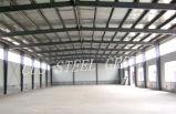 Blocco per grafici d'acciaio/disposizione d'acciaio della costruzione/struttura d'acciaio per il magazzino