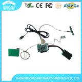 RFID, magnético, leitor de cartão da microplaqueta (T10 S)
