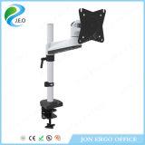 Soporte de aluminio del montaje del monitor del brazo Ys-Ae11c de la rotación de Jeoadjustable y del monitor del eslabón giratorio