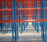 Feixes de caixa de rack de aço industrial