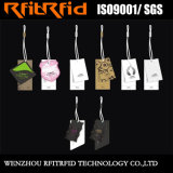 UHF 860-90MHz RFIDの衣類の札