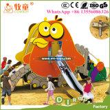 Activiteiten van de Speelplaats van jonge geitjes de Openlucht, de BuitenFabriek van de Spelen van de Speelplaats in China