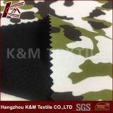 100d 4 Caminho tecido stretch Micro colado tecido composto de velo polar