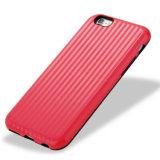 スーツケースの出現iPhone 7のケースのための耐震性の細い適合のケースカバー