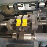 Agujeros de corte de punzonadora CNC