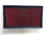 ステンレス鋼または赤の置換のパネル車のエアー・フィルタ