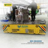 Coche de portador de acero del vehículo de la transferencia de la bobina del transporte del almacén