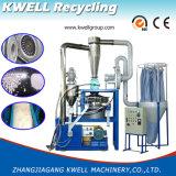 Máquina de moagem de plástico, fresadora de plástico, PVC/PP/PE Rectificadora direita