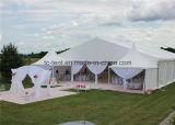 Высокий водоустойчивый изготовленный на заказ Multi шатер цирка случая высокого пика шатров выставки сторон большой для 400 людей