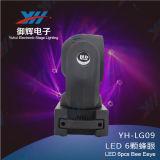 60W LEDの1つの6PCS Tian Xinランプに付き移動ヘッドビームライト4つは段階ライトに玉を付ける