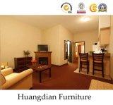 米国式のホテルの寝室の居間の木の家具(HD022)