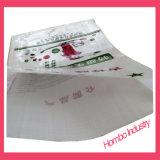 Sacchetti di polvere tessuti pp personalizzati dei sacchetti di plastica