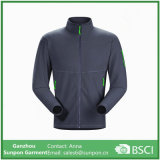 Warm 100% Polyester Polar Fleece Jacket