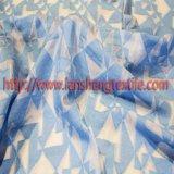 Покрашенная хлопко-бумажная ткань полиэфира платья жаккарда для одежды парадного костюма юбки пальто платья женщины