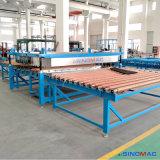 Semi-Automationによって薄板にされるPVBのガラス生産の機械装置(SN-JCX2560C)