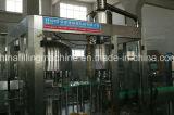 Línea de relleno automática del petróleo de soja de la botella del animal doméstico con PLC Conrol