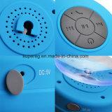 シャワーのためのBluetoothのかわいい無線スピーカー防水Ipx4