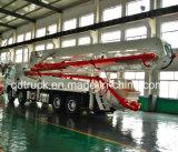 48/52MのISUZUによってトラック取付けられる具体的なポンプ、具体的なポンプトラック