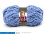Polyester-Acrylhäkelarbeit-Garn-spezielles reflektiertes Garn für Frauen
