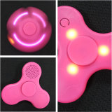 Fileur de plastique de main de personne remuante de cadeau pour le compas gyroscopique EDC de fileur de doigt de jouet de main de poche de lame
