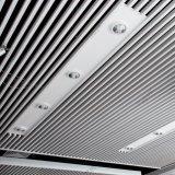 Techo lineal de aluminio de alta calidad del deflector en forma de U para el diseño de interior